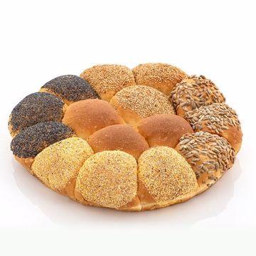 Afbeeldingen van Partybrood wit