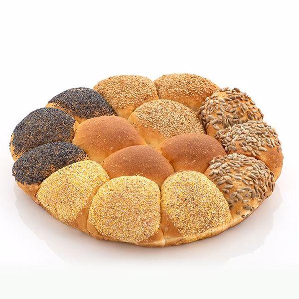 Afbeelding van Partybrood wit