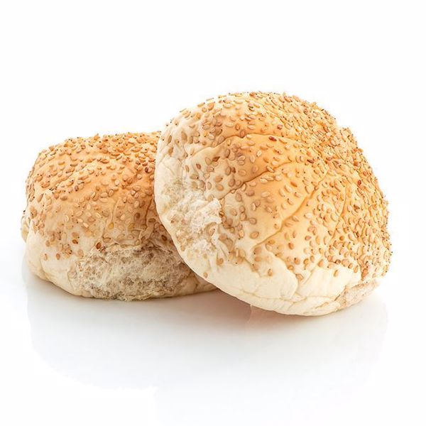 Afbeelding van Witte bollen sesam