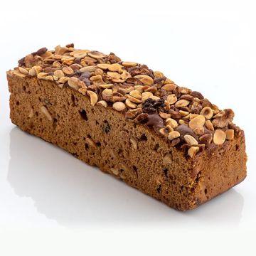 Afbeeldingen van Ontbijtkoek met gesorteerde noten