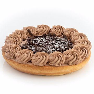 Afbeeldingen van Chocolade vlaai speciaal