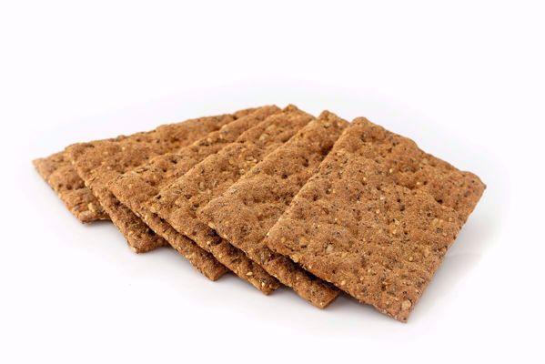 Afbeelding van cracker koolhydraatbeperkt