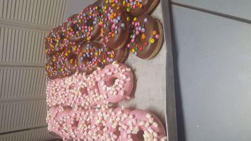Afbeeldingen van Donuts Marshmallows